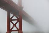 Golden Gate Bridge in San Francisco. California. USA