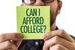 Can I Afford College?