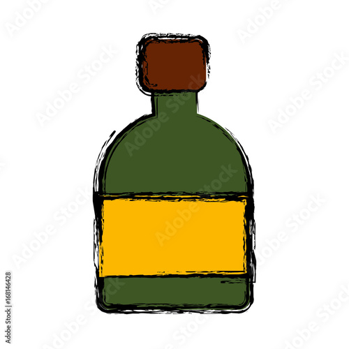 liquor bottle icon