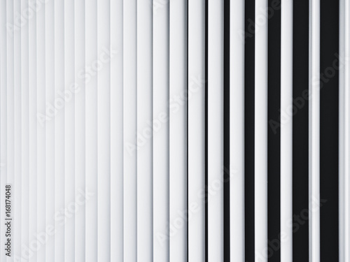 Abstract Background Line Modern Architecture detail facade design - 168174048