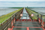 Autozug auf dem Hindenburgdamm - Sylt - 0076 - 168177479