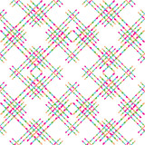 Vector seamless abstract seamless colorful pattern