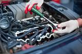 Naprawa silnika samochodu w serwisie - 168202237