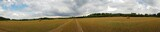 panorama of the beautiful landscape
