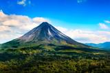 Arenal volcano in Costa Rica - 168243431