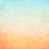 Fototapety Grunge watercolor background