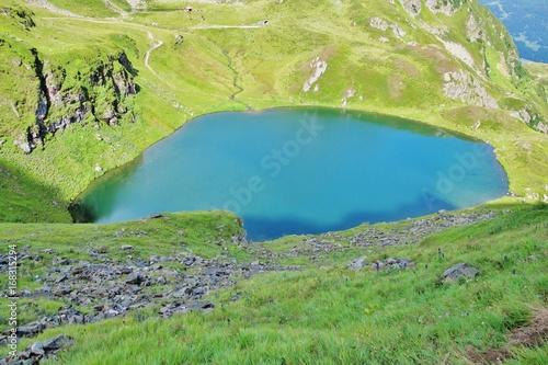 Foto op Plexiglas Bergen Schwarzsee bei Schruns