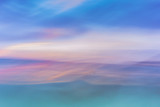 Fototapety Waves and Pastel Colors