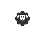 Sheep logo - 168369243