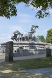 Gefion Fountain. Copenhagen