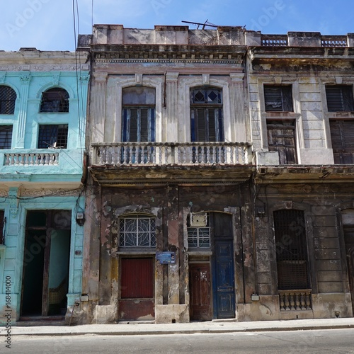 Foto op Canvas Havana in den Straßen von Havanna auf Kuba, Karibik