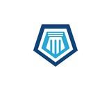 Law logo - 168433098