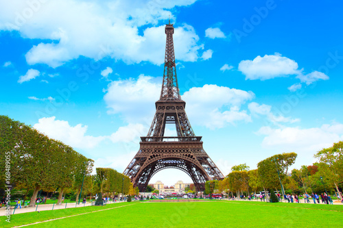 The Eiffel Tower - 168489055