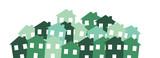 case, villaggio, città, case, abitazioni, - 168521463