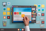 Web design software - 168534889