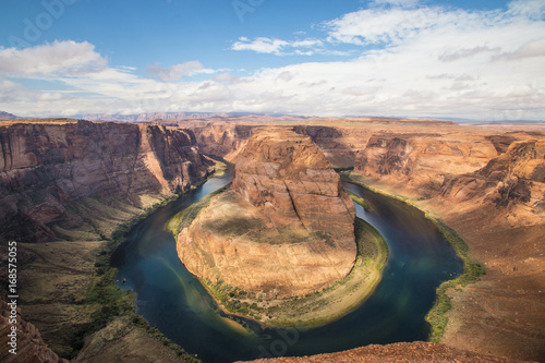 Fotobehang Arizona Horse Shoe Bend