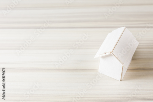 building white paper house image idea - 168576671