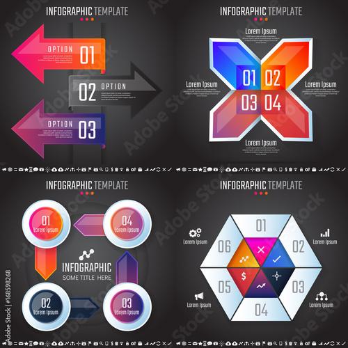 Infographics Design Template © toonsteb