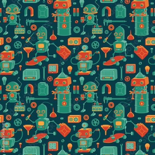 Save robots pattern