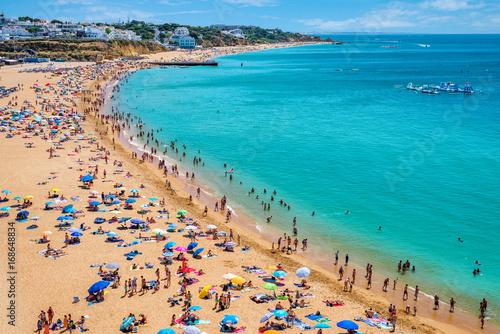 plage en été Poster