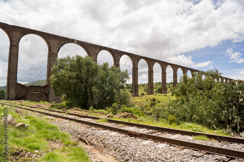 Sticker Aqueduct Tembleque uneso