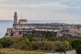 Morro castle in Havana, Cuba - 168665810