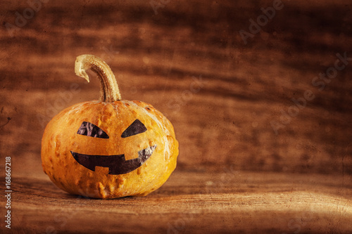 halloween jack-o-lantern - 168667218