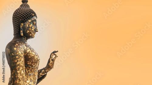 Staande foto Boeddha Buddha statue