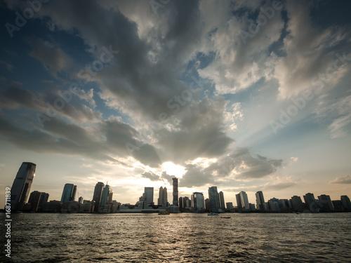 Foto op Aluminium New York manhattan, new york
