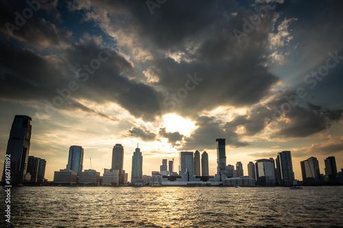 Aluminium New York manhattan, new york
