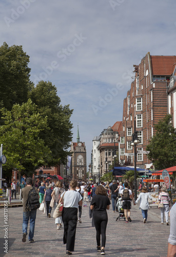 Foto Murales City of Rostock Germany