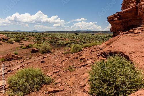 Fotobehang Marokko Red rock, Grand Canyon