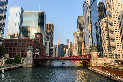 Fotobehang Chicago Chicago