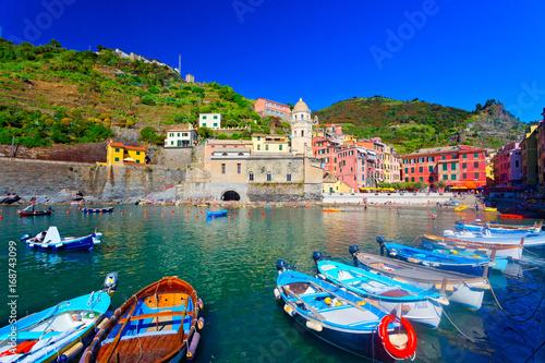 Papiers peints Ligurie Vernazza, Cinque Terre, Italien