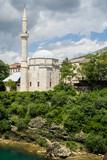 Koshki Mehmed Pasha Mosque, Mostar, Bosnia-Herzegovina - 168804054