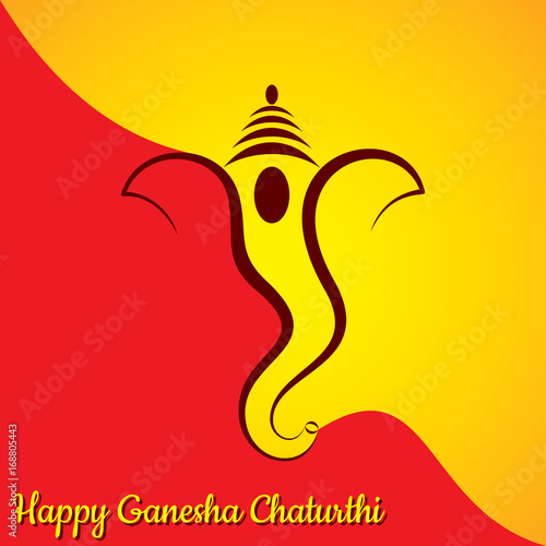 Ganesh chaturthi greeting card buy photos ap images detailview ganesh chaturthi greeting card m4hsunfo