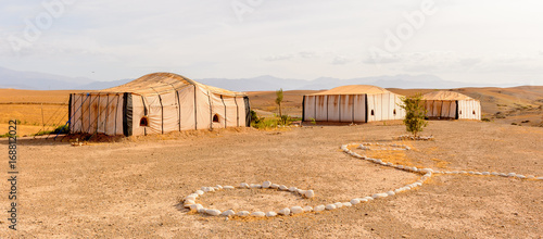 Staande foto Afrika Desert Terre des Etoiles, Morocco
