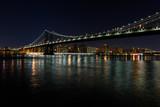 Manhattan Bridge by Night