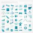 Infographics design elements collection