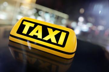 Freies Taxi