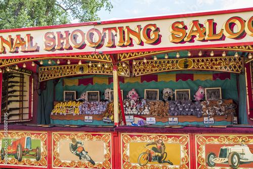 Fotobehang Amusementspark Parco di divertimento