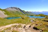 lacs en montagne - les cinq lacs - Savoie