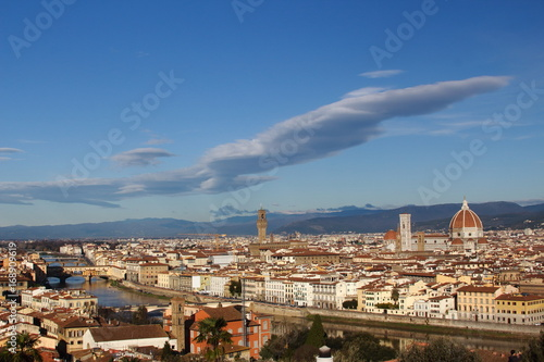 Papiers peints Florence firenze capoluogo della toscana