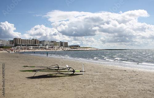 Foto op Canvas Noordzee Wassersport