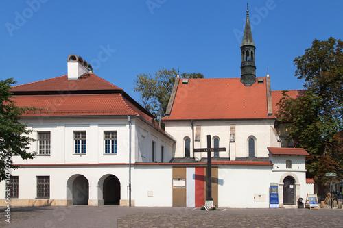 Papiers peints Cracovie Church of Saint Giles in Krakow