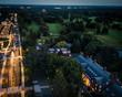 aerial of Princeton Golf Course NJ