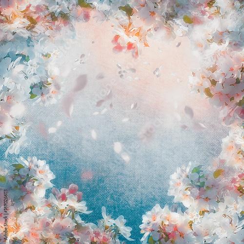 Apple Tree Blooming - 169026603