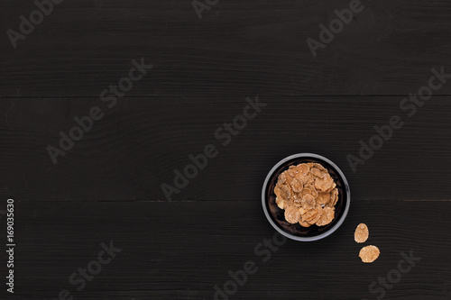 On table food for cooking. Healthy food. Dietetic foods. Delicious breakfast. Post blog social media. View from above with copy space. Banner template layout mockup top view on workplace
