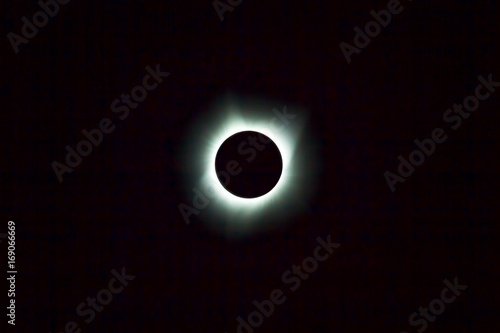 2017 Total Solar Eclipse August USA America Poster