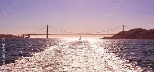 Fotobehang San Francisco Golden Gate Bridge